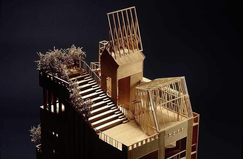 模型 屋上階段.JPG