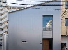 明石町の家