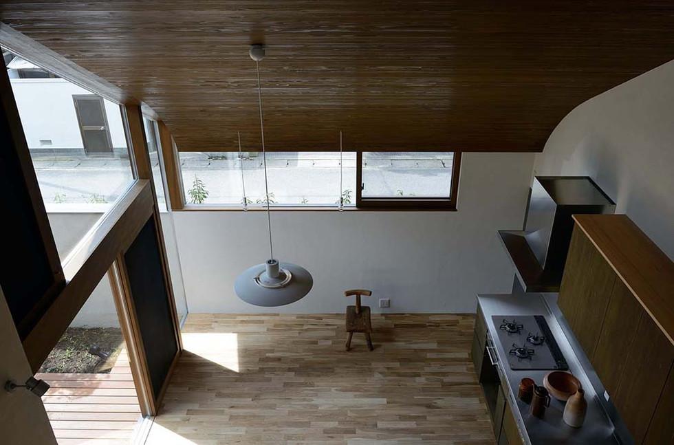 松ヶ崎の家 House in Matsugasaki