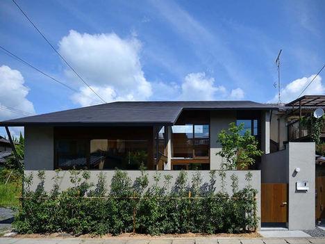 松ヶ崎の家