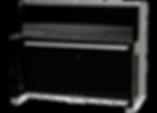 Feurich Premier 115 schwarz poliert