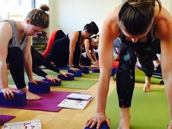 Oppstart av nye yogakurs neste veke