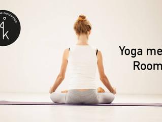 Room4 Yoga på KHÅK tirsdag 27.juni