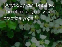 Oppstart på nye yogakurs neste veke