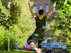 4 nye yogakurs fra tirsdag 8. mars