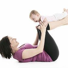 Nye yogakurs for store og små etter vinterferien