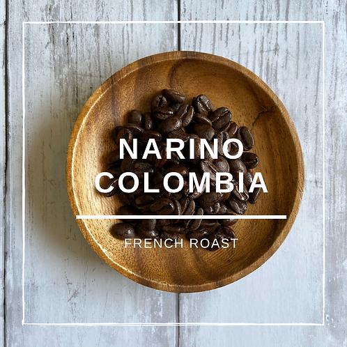 自家焙煎豆  |   ナリーニョ・コロンビア