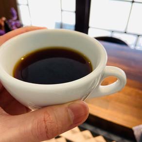 夏でも I ♡ Hot Coffee