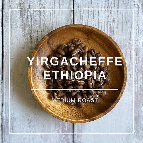 自家焙煎豆  |   イルガチェフェ・エチオピア