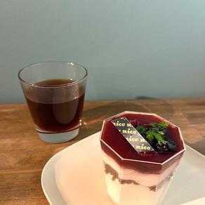 コーヒー&フードペアリング #2 〜nicoさんのレアチーズ〜