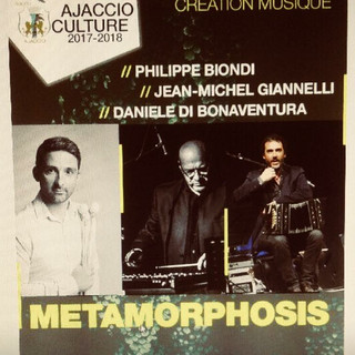 Invitation en guest, au concert Metamorphosis
