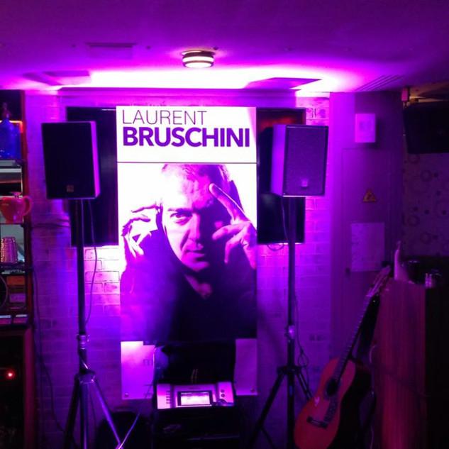 Show case album Machja musicali, Barbat Paris