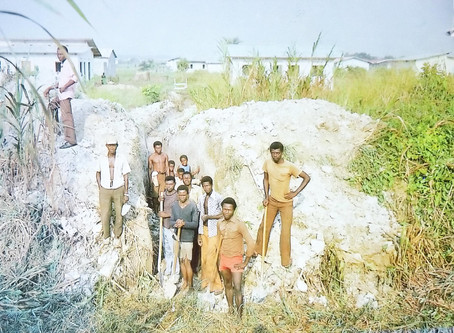 41 years with Habitat:  From ditch-digging to crowd-solving!