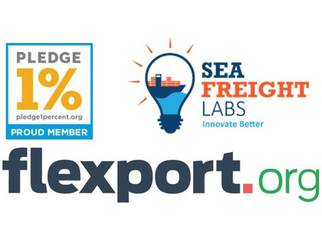 Benefits of the 1% Pledge at Flexport.  Join Us!