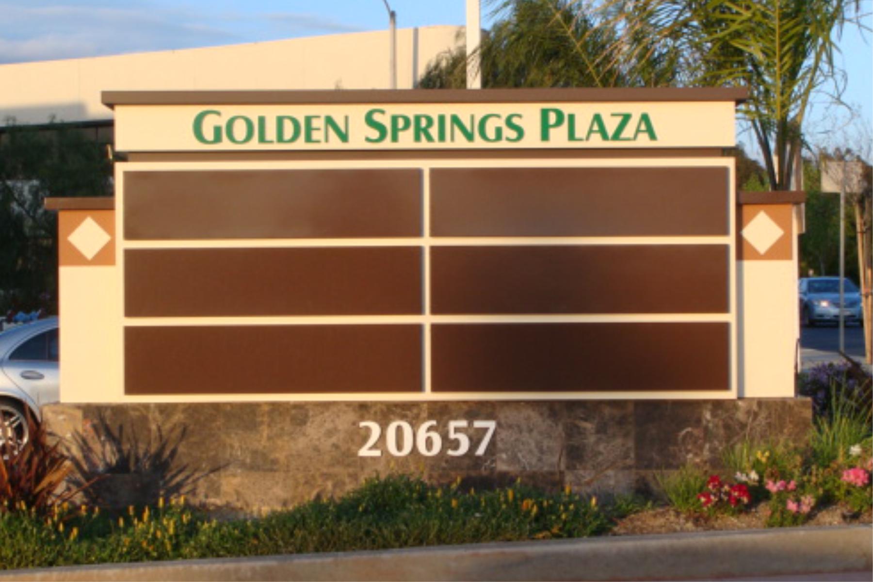 Golden Springs Plaza