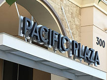 Pacific Plaza, Signs Express