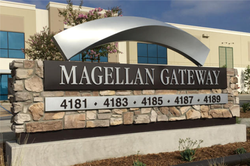 Magallan Gateway Monument