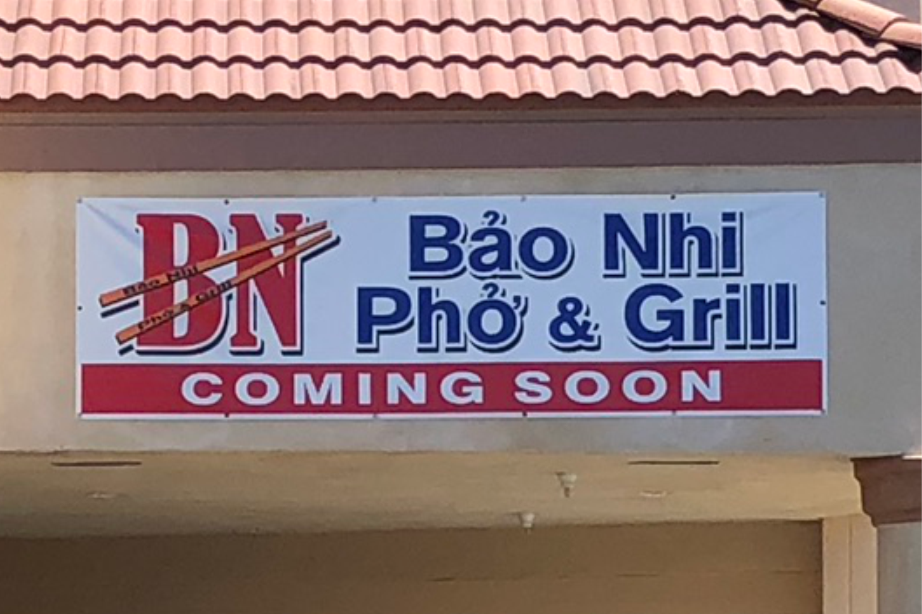 Bao Nhi Pho & Grill