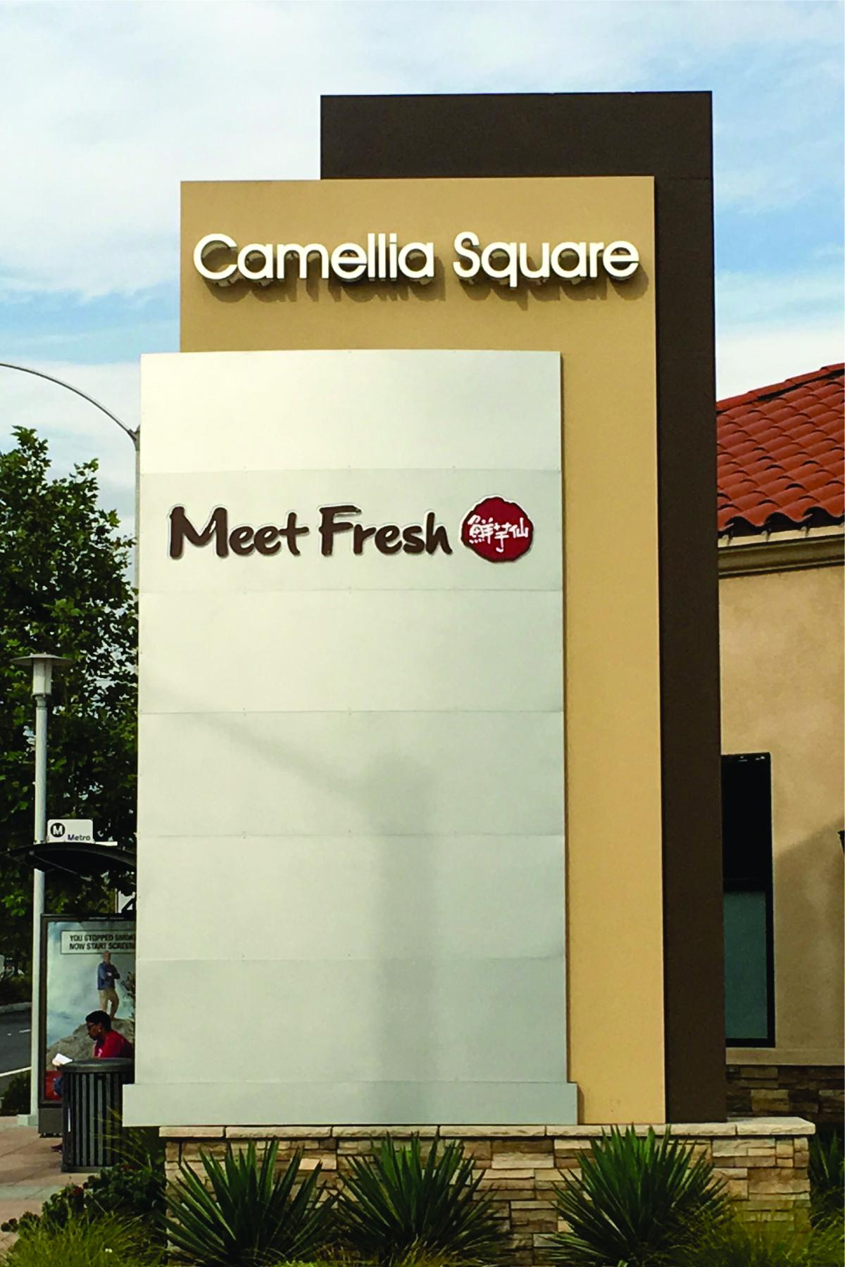 Camelia Square