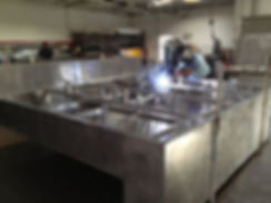We fabricate from start to finish.