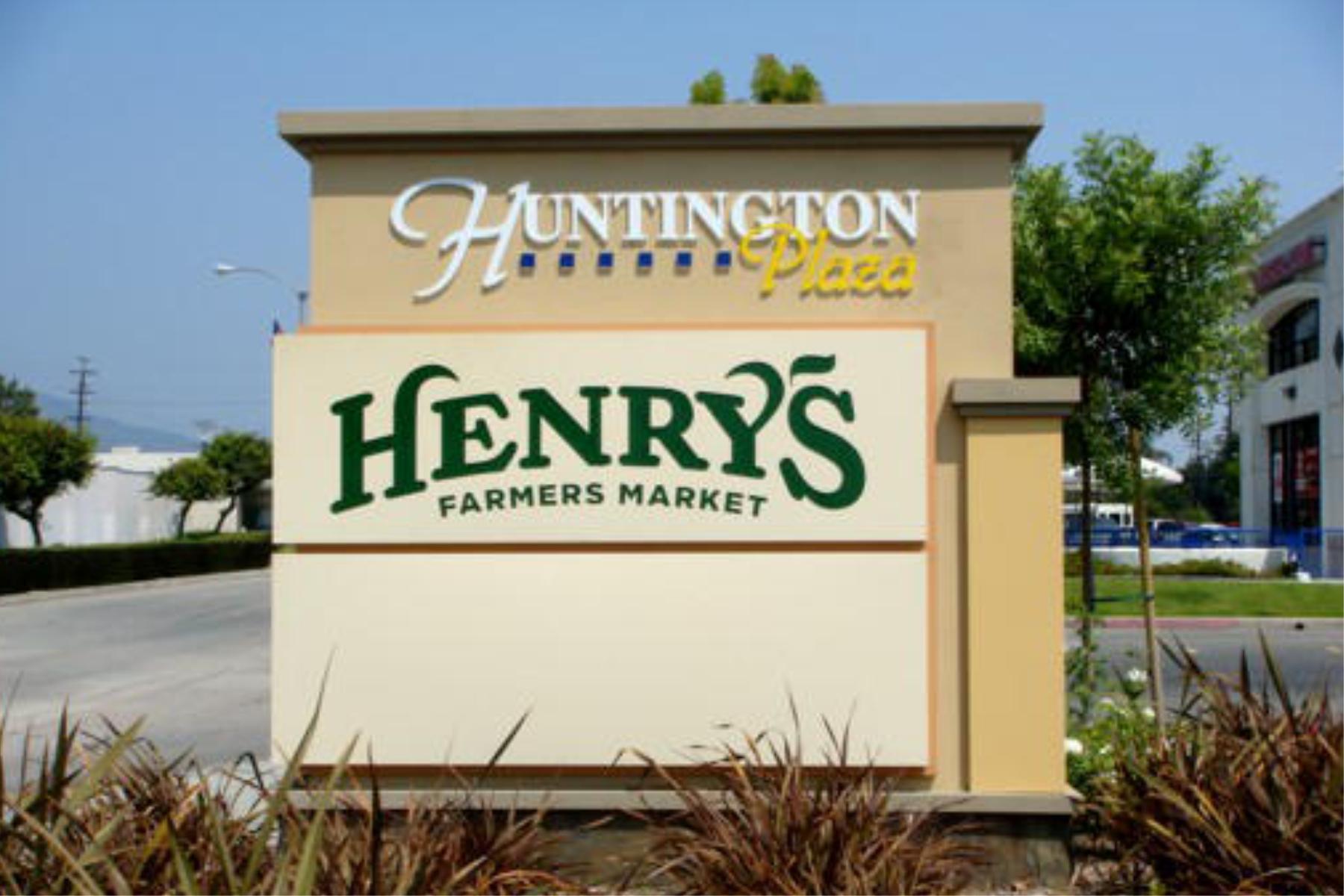 Huntington Plaza