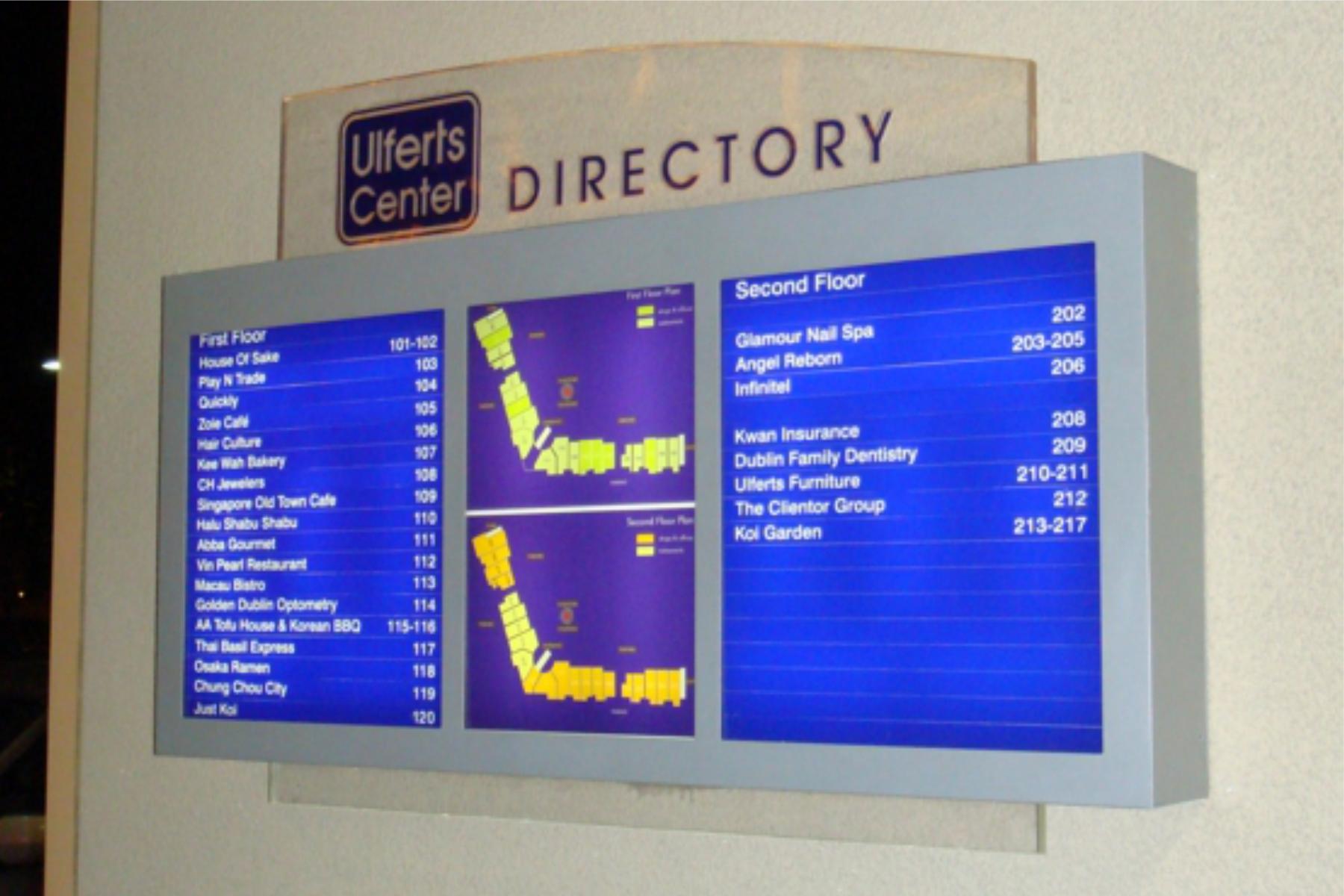 Ulferts Center