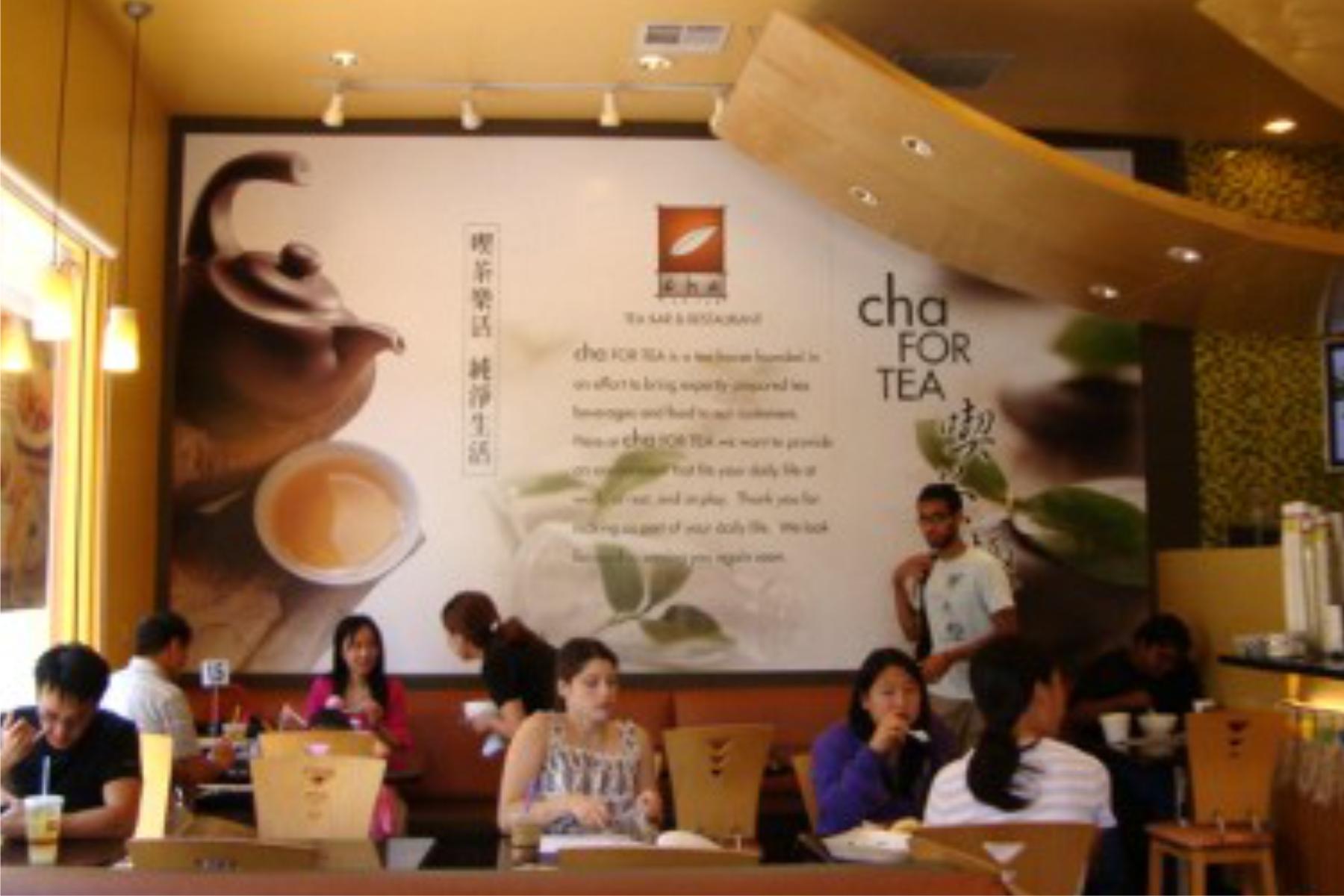 Cha for Tea
