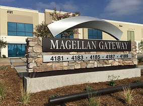 Monument, Magellan Gateway, Signs Express