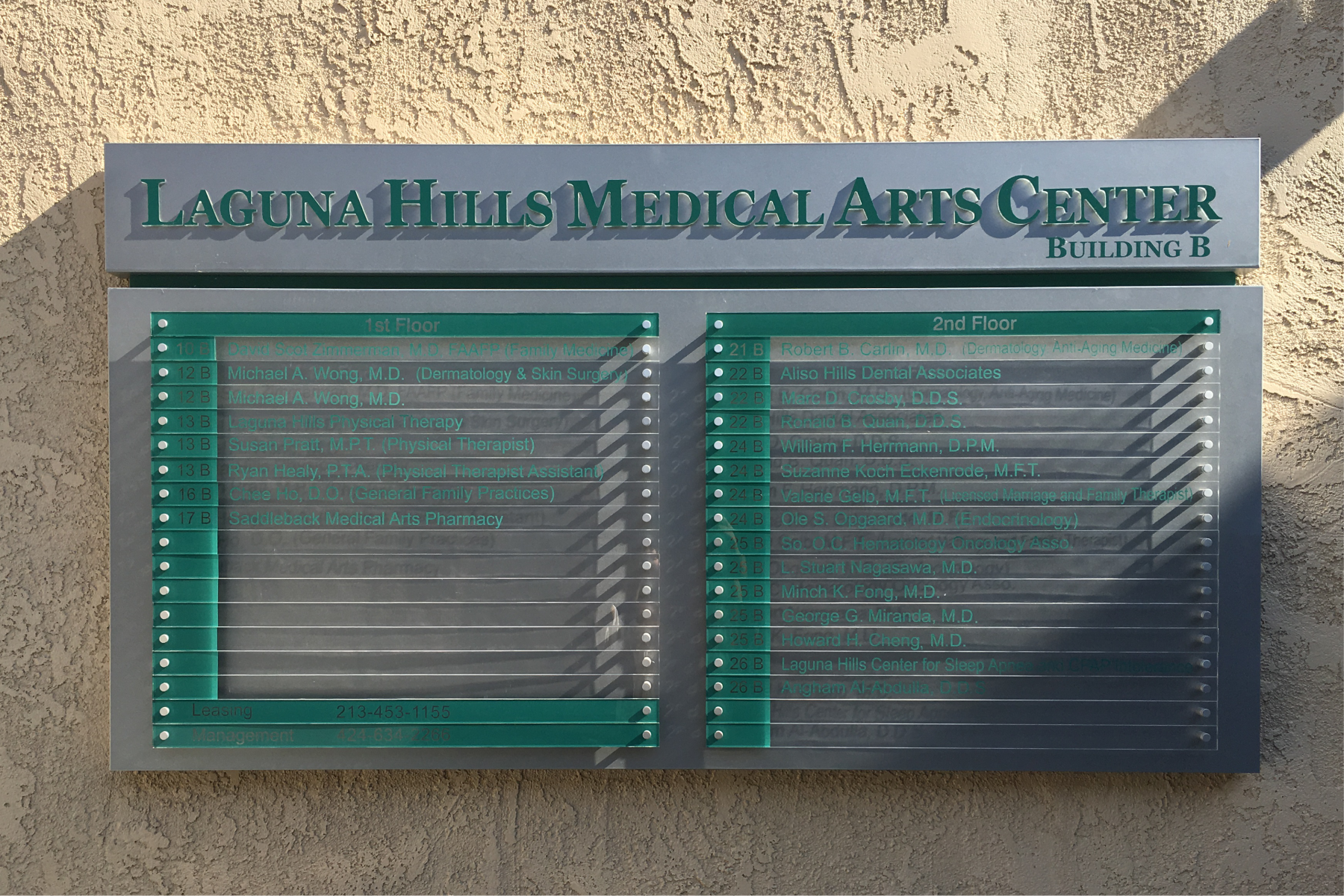 Laguna Hills Medical Art Center
