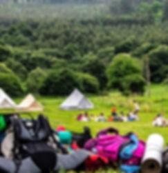 Campamento de verano en inglés para niño