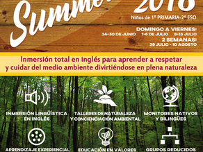 Campamentos de Verano en Inglés - NewPa Summer Camps