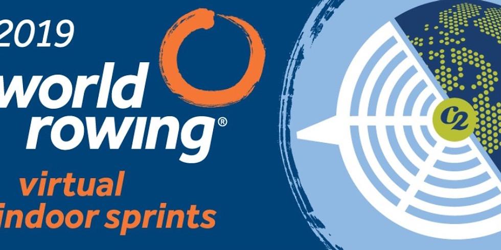 World Rowing Virtual Indoor Sprint
