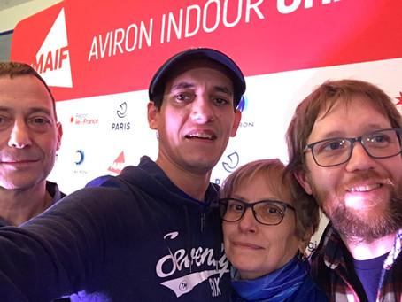 Au championnat du monde aviron indoor