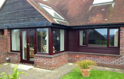 French Doors, Window and Cladding