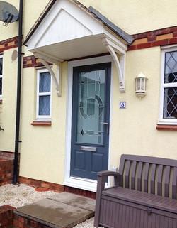 Front Door - Composite