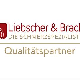 Logo der Liebscher und Bracht Schmerztherapie