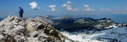 Réserve naturelle des hauts de Chartreuse neige