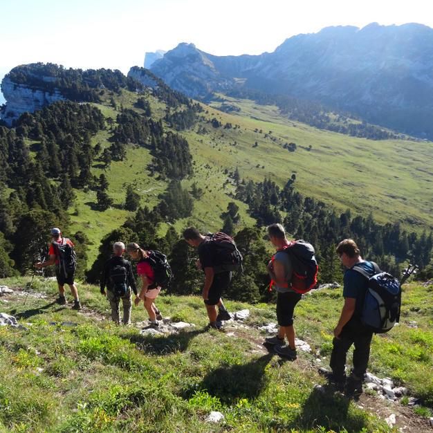 A la découverte de la réserve naturelle des hauts de Chartreuse