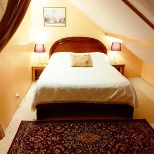 Chambres individuelles confortables