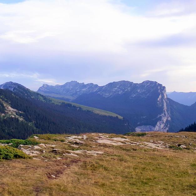 Randonnées et magnifique panorama sur la Chartreuse