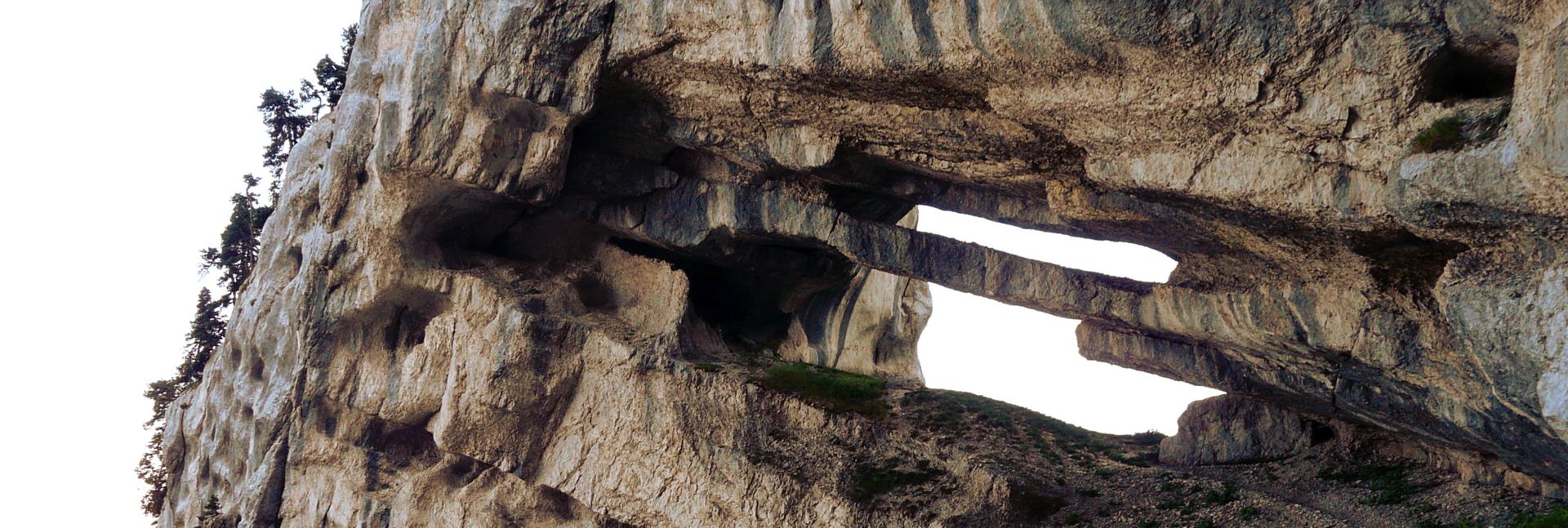 Arches en Chartreuse