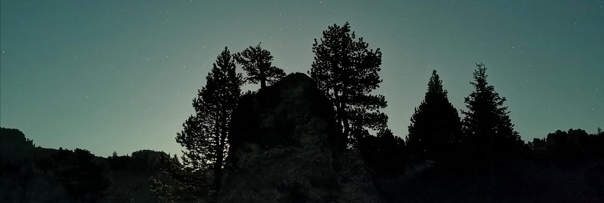 Randonnée des étoiles