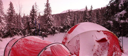 Bivouac hiver