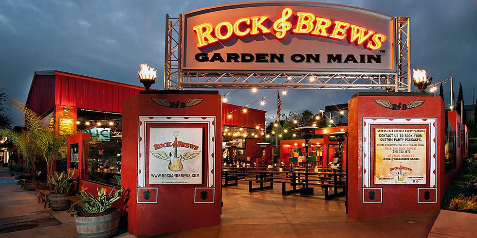 Rock & Brews Family Meet & Greet Fundraising Dinner
