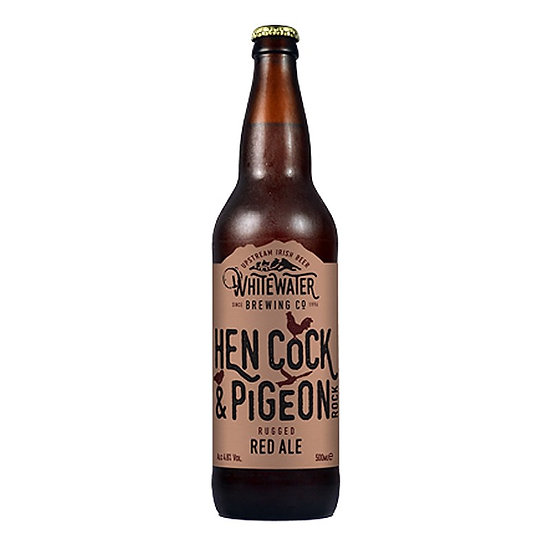 Whitewater Hen Cock & Pigeon 50 cl