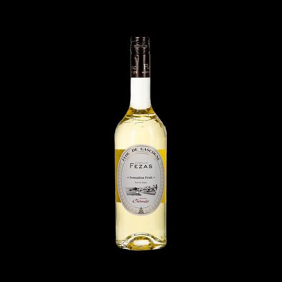 Chiroulet Floc de Gascogne Blanc : 75 cl