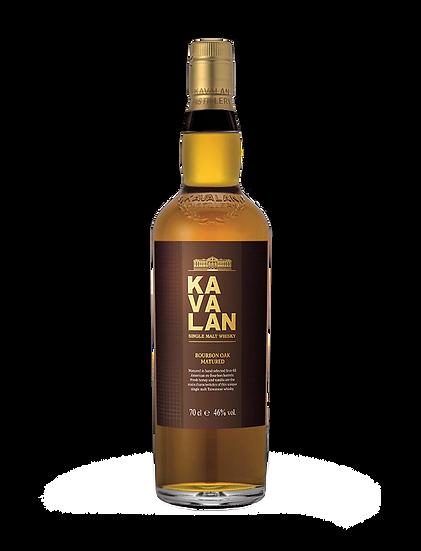 Kavalan Bourbon Oak Matured 70 cl