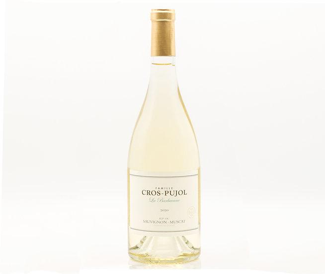 Cros-Pujol Barbacane Blanc 2019 75 cl