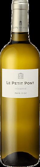 Petit Pont Blanc 2020 75 cl