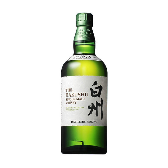 Hakushu Distiller's Reserve 70 cl